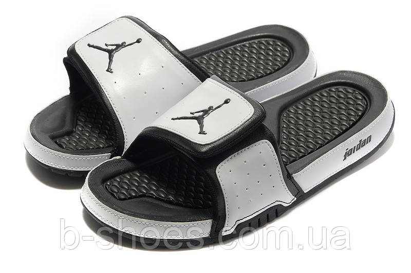 Шлепанцы Air Jordan Hydro 2 Black/White