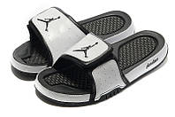 Шлепанцы Air Jordan Hydro 2 Black/White, фото 1