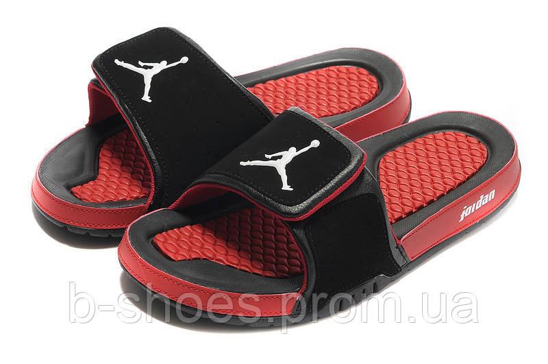 Шлепанцы Air Jordan Hydro 2 Black/Red