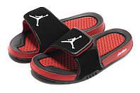 Шлепанцы Air Jordan Hydro 2 Black/Red, фото 1