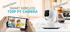 Камера поворотная Sannce.  IP Camera 720P. Видео няня.