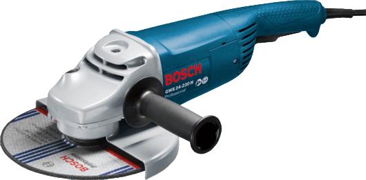 Электрическая болгарка Bosch GWS 24-230