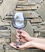 Большие бокалы для коньяка 600 мл 6шт Живая вода ( коньячки )