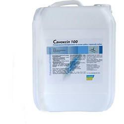 Засіб для швидкої дезінфекції Саноксил 100 для обробки води та стоків 30,0 кг