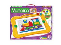 Мозаїка для Малюків 8 ТехноК логика 528 фішок