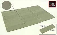 ПАГ-14 плиты аэродромного покрытия