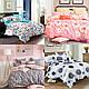 """Полуторное постельное """"Бязь Голд Люкс""""(хлопок) Расцветки в ассортименте, фото 7"""