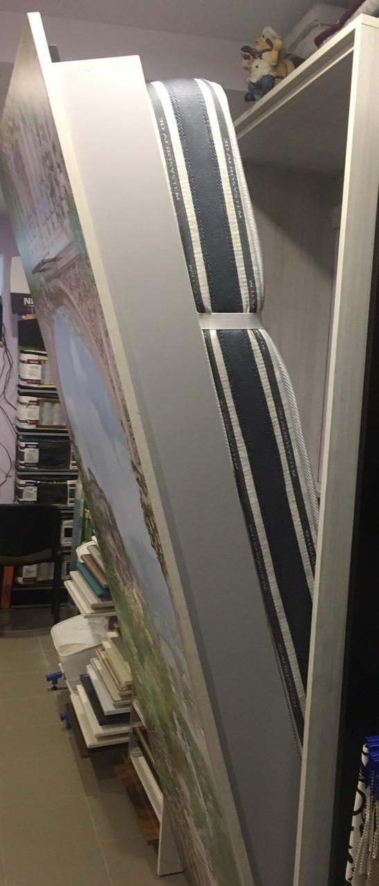 Шкаф-кровать трансформер 195 - фото 6
