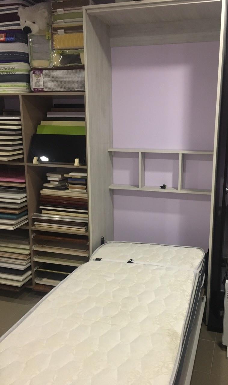 Шкаф-кровать трансформер 195 - фото 4