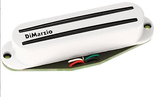 DIMARZIO DP425W SATCH TRACK (WHITE) звукосниматель Сингл с шумоподавлением для электрогитар