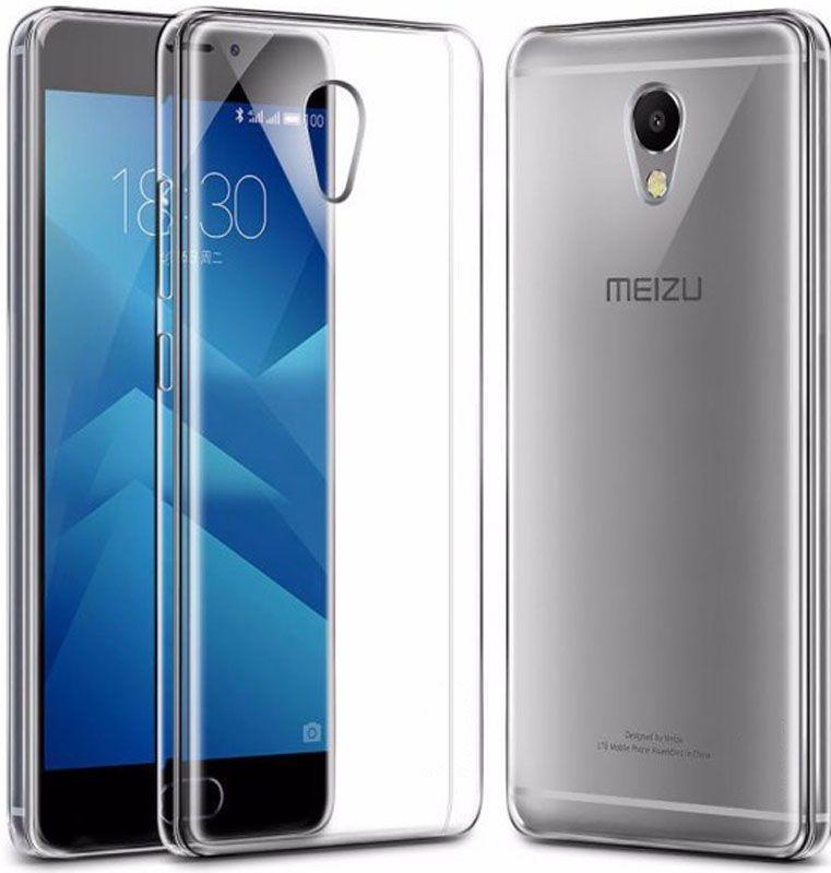 Чехол TOTO TPU case clear Meizu M5 Note Transparent (MuM5Nt)