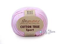 Хлопок Пима FibraNatura Cotton True Sport, Розовый №107-13