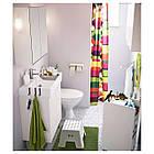 IKEA BOLMEN Детский табурет-подиум, белый  (602.651.63), фото 6