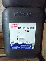 Масло для поршневых компрессоров Teboil Compressor Oil P 100 (20л.)