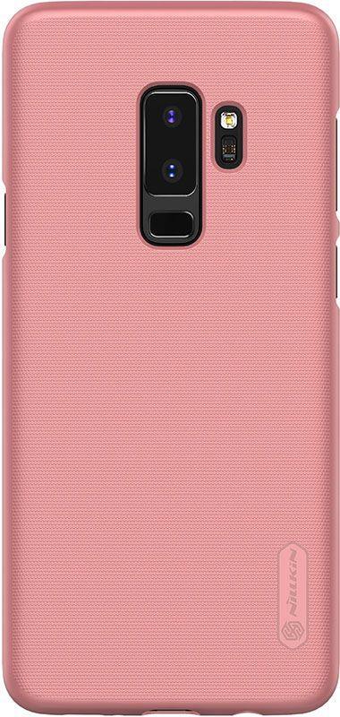 Чехол Nillkin Super Frosted Shield для Samsung Galaxy S9 Plus Rose Gold (G965FZ)