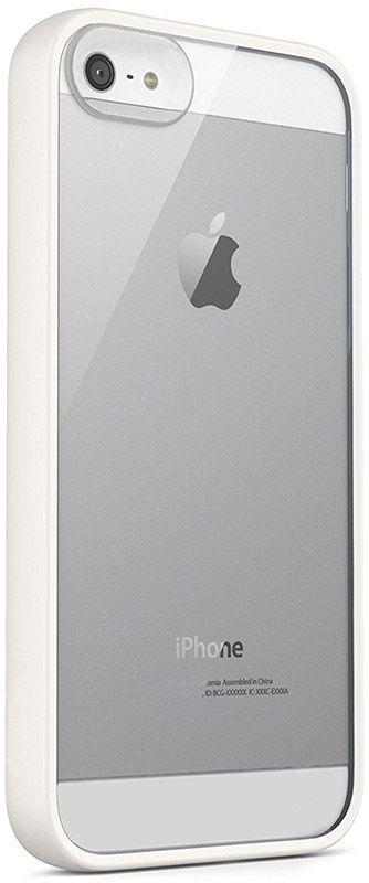 Чехол DUZHI Super slim для iPhone 5/5s/SE Clear-white (LRD-MPC)