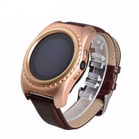 Смарт-часы UWatch 912 Бронзовые (UW02)