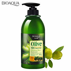 Кондиционер для волос «BIOAQUA» с маслом оливы. 400мл