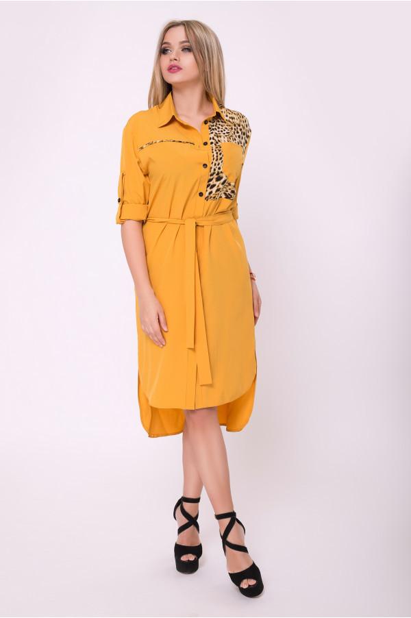 Платье-рубашка 42 по 50 размер