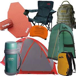 Все для туризма: палатки холодильники коврики шатры термосы фонари рюкзаки шлемы треккинговые палки