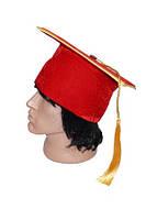 Академическая шапочка профессора
