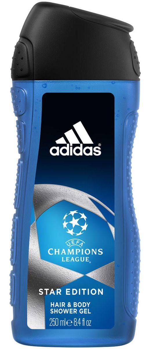 Adidas гель для душа Champions League 250 мл