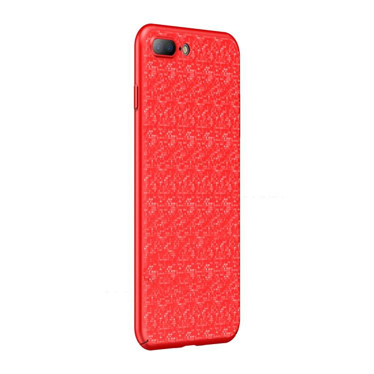 Чехол Baseus Plaid для Apple iPhone 7 Plus /iPhone 8 Plus Red (PC-000021)