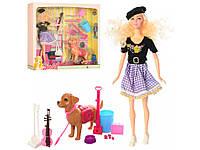 """Кукла-скрипачка Барби с собачкой """"Sariel"""""""