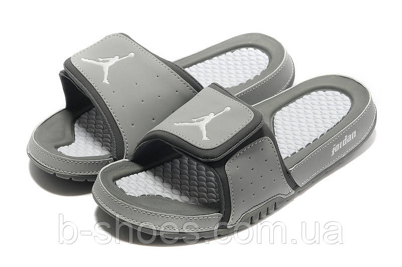 Шлепанцы Air Jordan Hydro 2 Grey