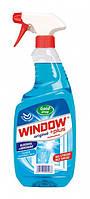 Window Plus жидкость для чистки стекол с распылителем  750 мл Алкоголь и Аммиак