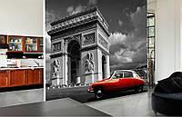 Флизелиновые Фотообои Париж от производителя за 1 день. Любая картинка и размер. ЭКО-обои