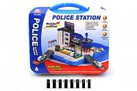 """Паркинг игрушечный """"Полицейский участок"""""""