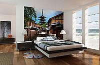 Флизелиновые Фотообои Улица Японии от производителя за 1 день. Любая картинка и размер. ЭКО-обои