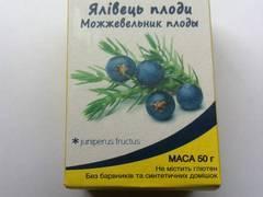 Можжевельник плоды 50г. Экватор Украина