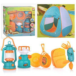 """Детский туристический набор """"Camp Set"""" с палаткой"""