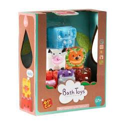 Набор игрушек для ванной (6 шт)