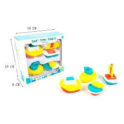 """Игрушки для ванной """"Кораблики"""""""