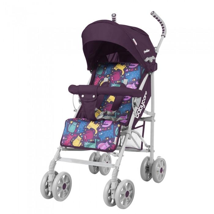 Коляска-трость Walker, «Babycare» (BT-SB-0001/1), цвет Purple (фиолетовый)