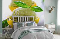 Флизелиновые Фотообои Лимон от производителя за 1 день. Любая картинка и размер. ЭКО-обои