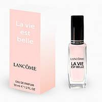 Женский мини-парфюм Lancome La Vie Est Belle, 50 мл