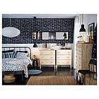IKEA TARVA Комод с 3 ящиками, сосна  (902.196.12), фото 7