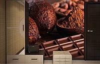 Флизелиновые Фотообои Шоколад от производителя за 1 день. Любая картинка и размер. ЭКО-обои