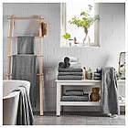 IKEA HAREN Банное полотенце, средний серый  (303.370.91), фото 2