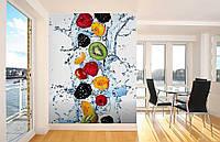 Флизелиновые Фотообои Экзотические фрукты от производителя за 1 день. Любая картинка и размер. ЭКО-обои