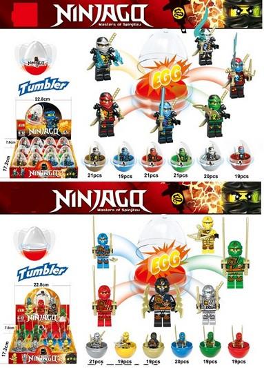 Конструктор лего Bella Ниндзяго 003/6 Ninjago