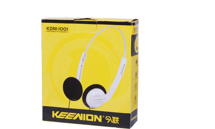 Наушники проводные KEENION KDM-1001, фото 2