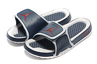 Шлепанцы Air Jordan Hydro 2 Blue/White, фото 1