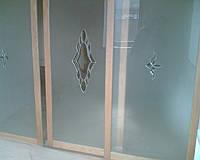Двери в шкаф-купе из дуба