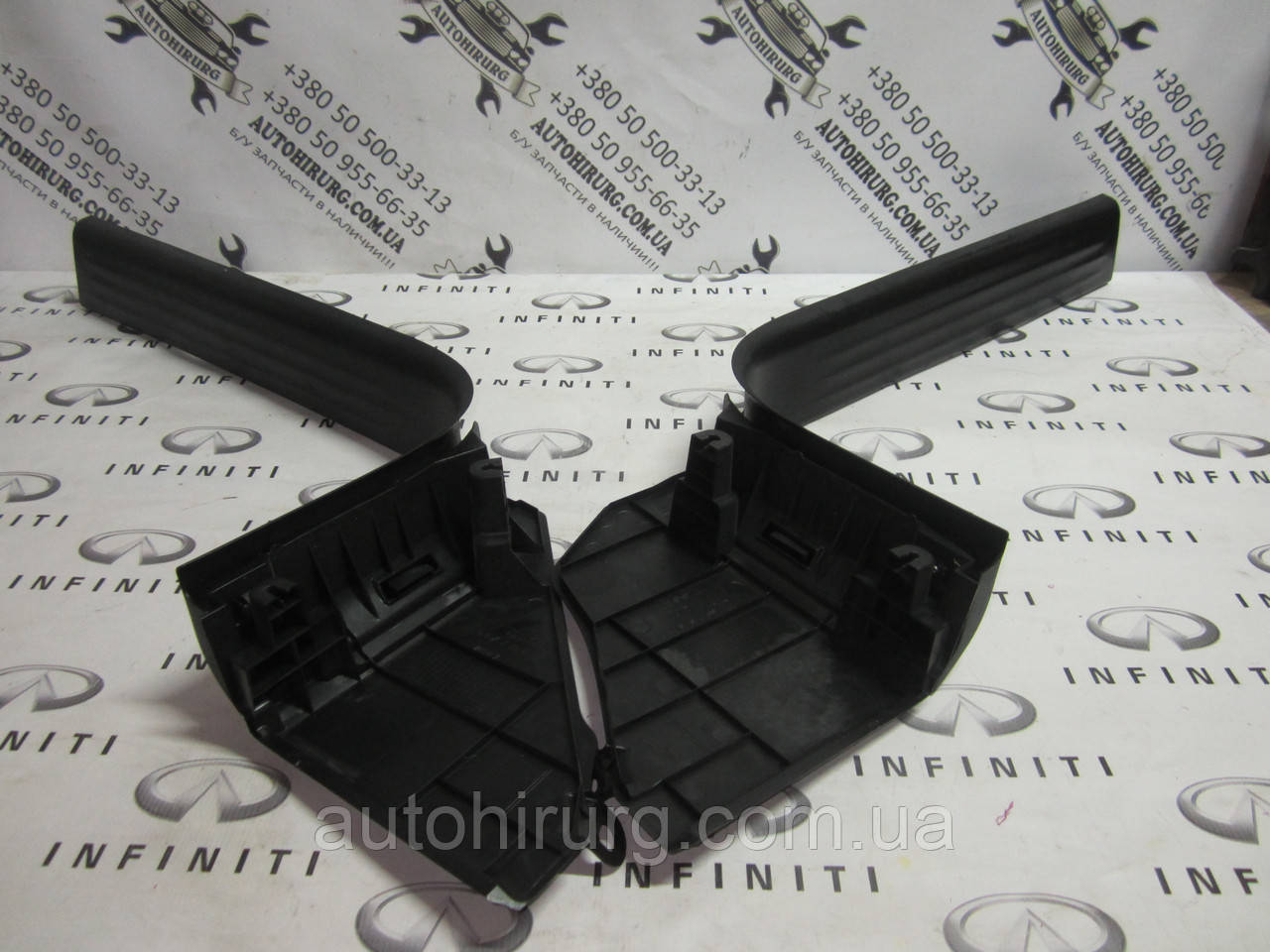 Накладка салона Infiniti Qx56 / Qx80 - Z62 (66900-1LA0A / 66901-1LA0A), фото 1