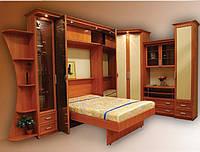 Спальня смарт с откидной кроватью